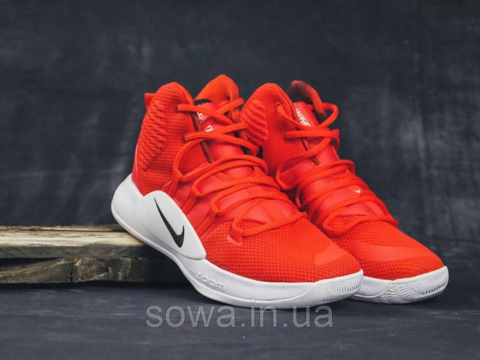 """✔️ Кроссовки Nike Hyperdunk X TB """"Red/White"""""""
