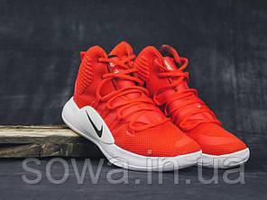 """✔️ Кроссовки Nike Hyperdunk X TB """"Red/White""""  , фото 2"""