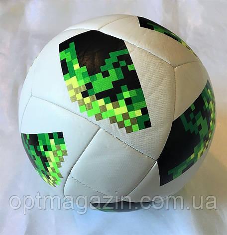Мяч Футбольный размер 4 nrg-507, фото 2