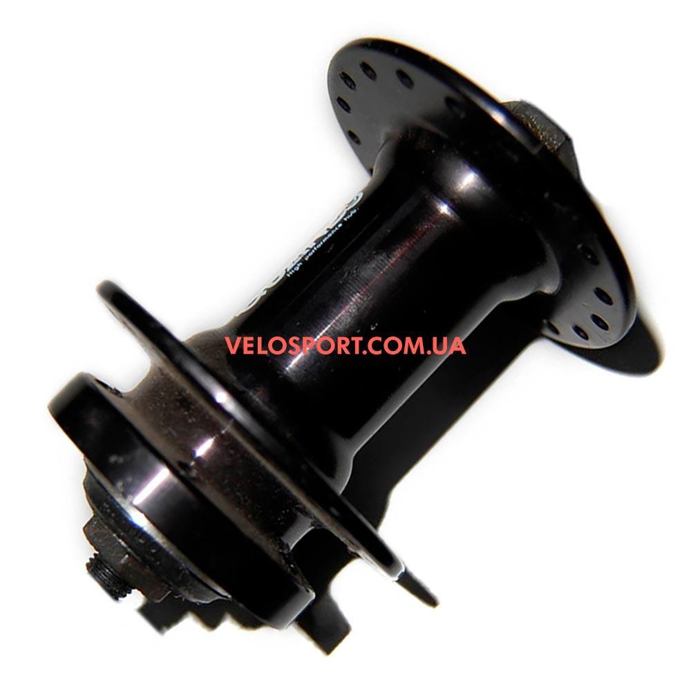 Втулка QUANDO KT-FMD7 32 спицы передняя черный