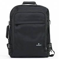 Сумка-рюкзак Members Essential On-Board 44 Black, фото 1
