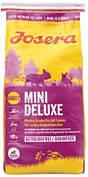 Беззерновой корм для собак мелких пород Josera Mini Deluxe 15 кг