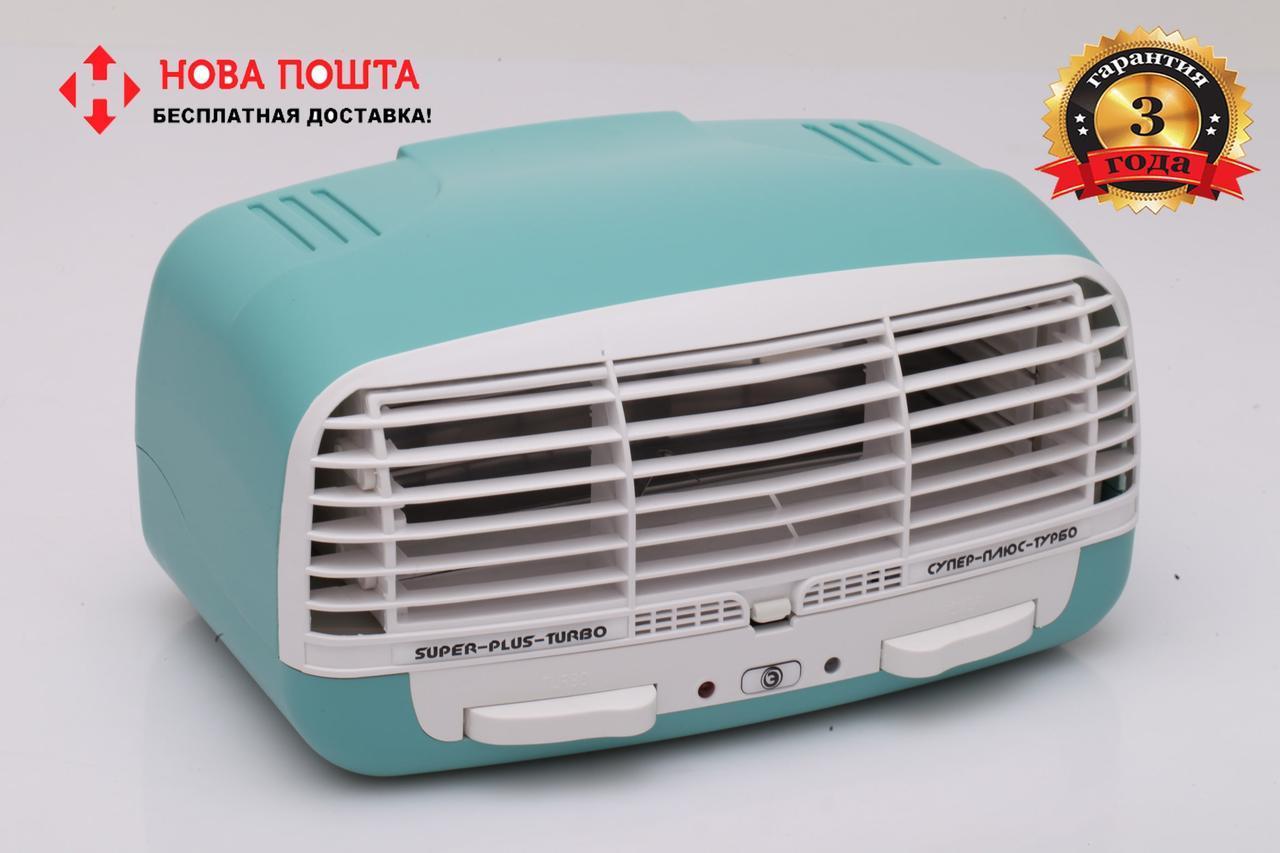 """Очищувач іонізатор повітря """" Супер-Плюс-Турбо 2009 зелений"""