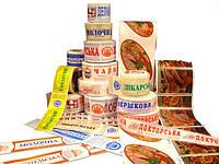 Фал-лента (Фал плёнка для маркировки колбасного сыра), фото 1