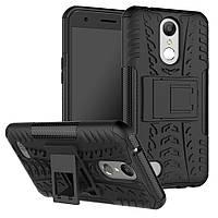 Чехол Armor Case для LG K10 2017 M250 Черный