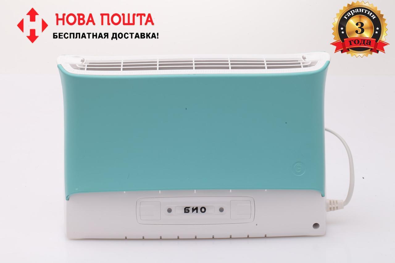 """Очищувач іонізатор повітря """" Супер-Плюс Біо зелений"""
