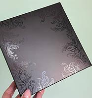 Коробка черная подарочная, фото 1
