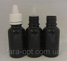 Чорний флакон 30 мл-40 мл, (Ціна від 3 грн)*