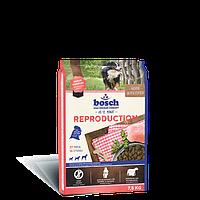 Корм БОШ РЕПРОДАКШЕН  Bosch Reproduction для беременных и кормящих собак 7,5кг