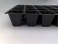 Касети для розсади 40 осередків, потовщена (40KON), Україна, розмір 40х60см (мін. замовлення 50шт)
