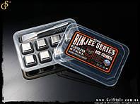 """Кубики для виски - """"Steel Cube"""" -  8 шт. в упаковке!"""