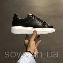 "✔️ Кроссовки Alexander McQueen ""Black""  , фото 3"