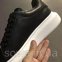 "✔️ Кроссовки Alexander McQueen ""Black""  , фото 2"