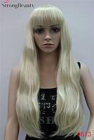 Парик длинные прямые волосы