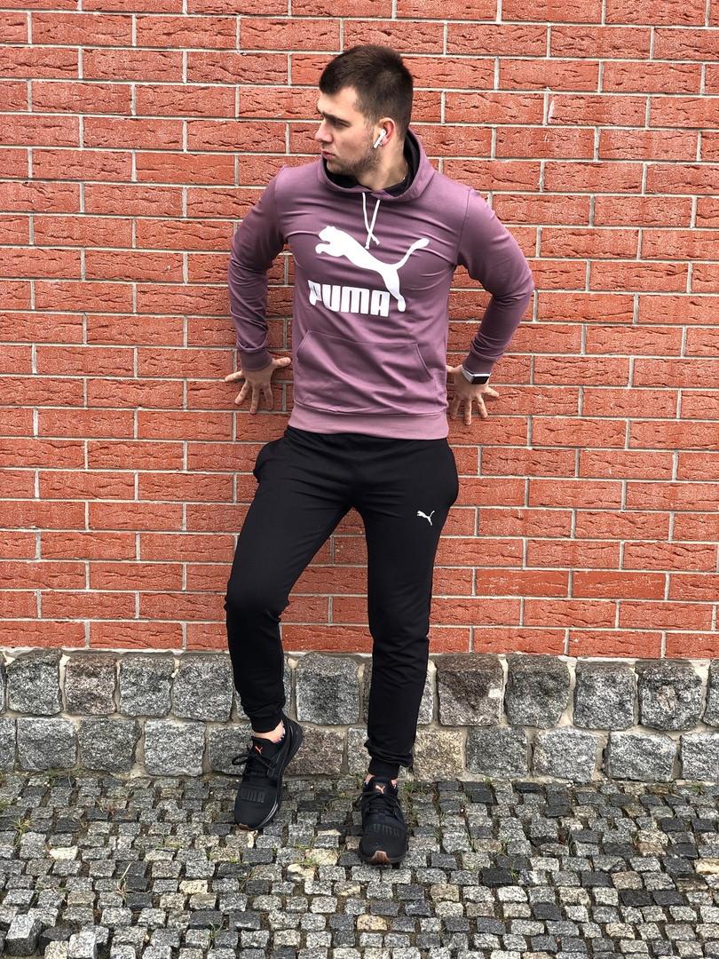 Спортивный костюм Puma. Мужской спортивный костюм.  ТОП качество!!!Реплика