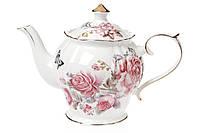 """Фарфоровый заварочный чайник """"Версаль"""", 1,25 л."""