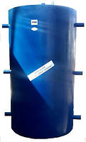 Бак аккумулятор Идмар 2000 литров для системы отопления с утеплением и стальным корпусом. Буферные емкости.