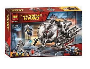 Конструктор Bela 11022 Супергерои Исследователи квантового мира (аналог Lego Super Heroes 76109)