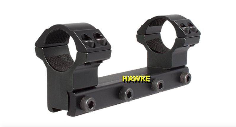 Hawke Моноблок Matchmount 30mm/9-11mm/High, фото 2