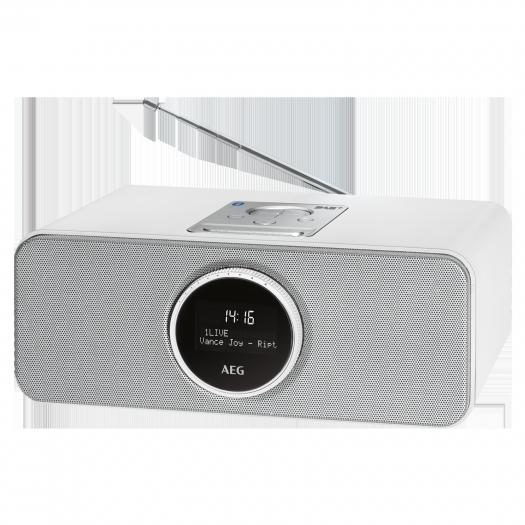 Радіо AEG SR 4372 біле