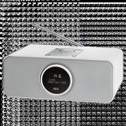 Радіо AEG SR 4372 біле, фото 2