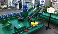 Транспортёр навозоуборочный ТСН-2Б(полнокомплектный в сборе)
