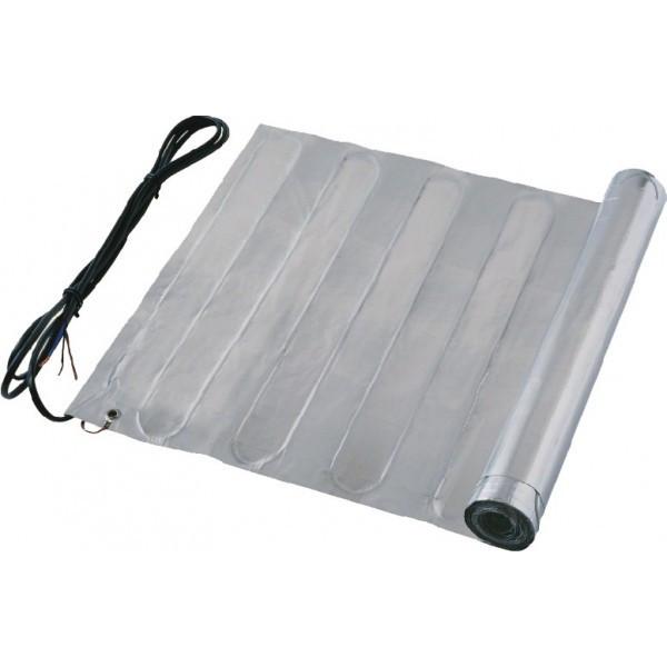 Алюминиевый нагревательный мат In-Therm AFMAT (Fenix, Корея) 6 м.кв Теплый пол под ламинат, паркетную доску, с