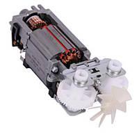 Двигатель электрический, для кухонного комбайна мод.Ekm4000, коллекторный, мощность 1000 Вт