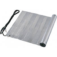 Алюминиевый нагревательный мат In-Therm AFMAT (Fenix, Корея) 9 м.кв Теплый пол под ламинат, паркетную доску, с, фото 1