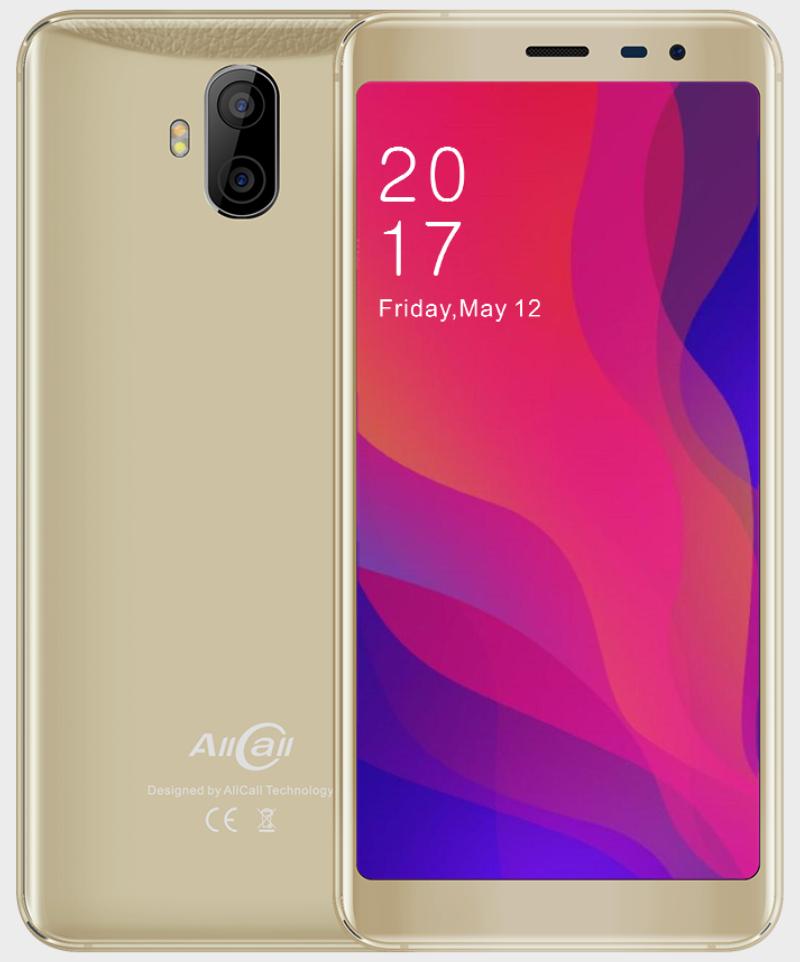 AllCall Rio X 1/8 Gb Gold