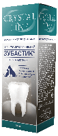 Апи-Сан Кристал Лайн Api-San Crystal Line Зубастик гель для ухода за зубами у котов и собак 30 мл