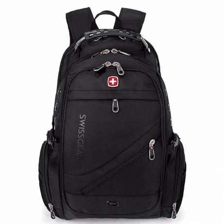 Рюкзак городской влагостойкий 8810 Swissgear, дождевик в комплекте