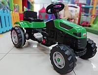Детский педальный трактор Пилсан Active Traktor Велотрактор веломобиль