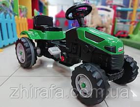 Дитячий педальний трактор Пилсан Active Traktor Велотрактор веломобіль