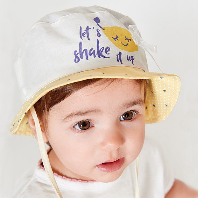 Шляпка для девочки, арт. Перл, возраст от 9 до 18 месяцев