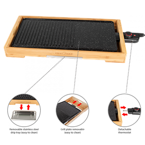 Пластина для гриля PROFICOOK PC-TYG 1143, фото 2