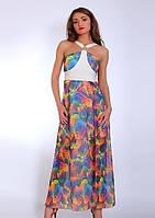 Стильное летнее платье сарафан  в интернет магазине