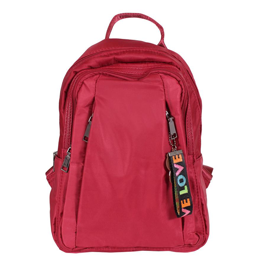 Сумка-рюкзак de esse C58113-4 Красная