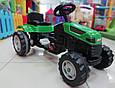 Детский педальный трактор Пилсан Active Traktor Велотрактор веломобиль, фото 2