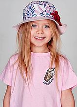 Хлопковая детская панамка Дембохаус р-ры 48