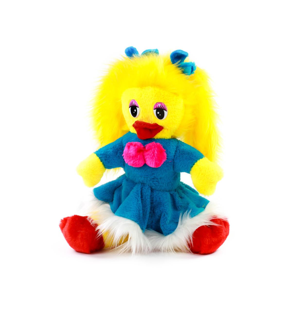 М'яка іграшка Качка Понка