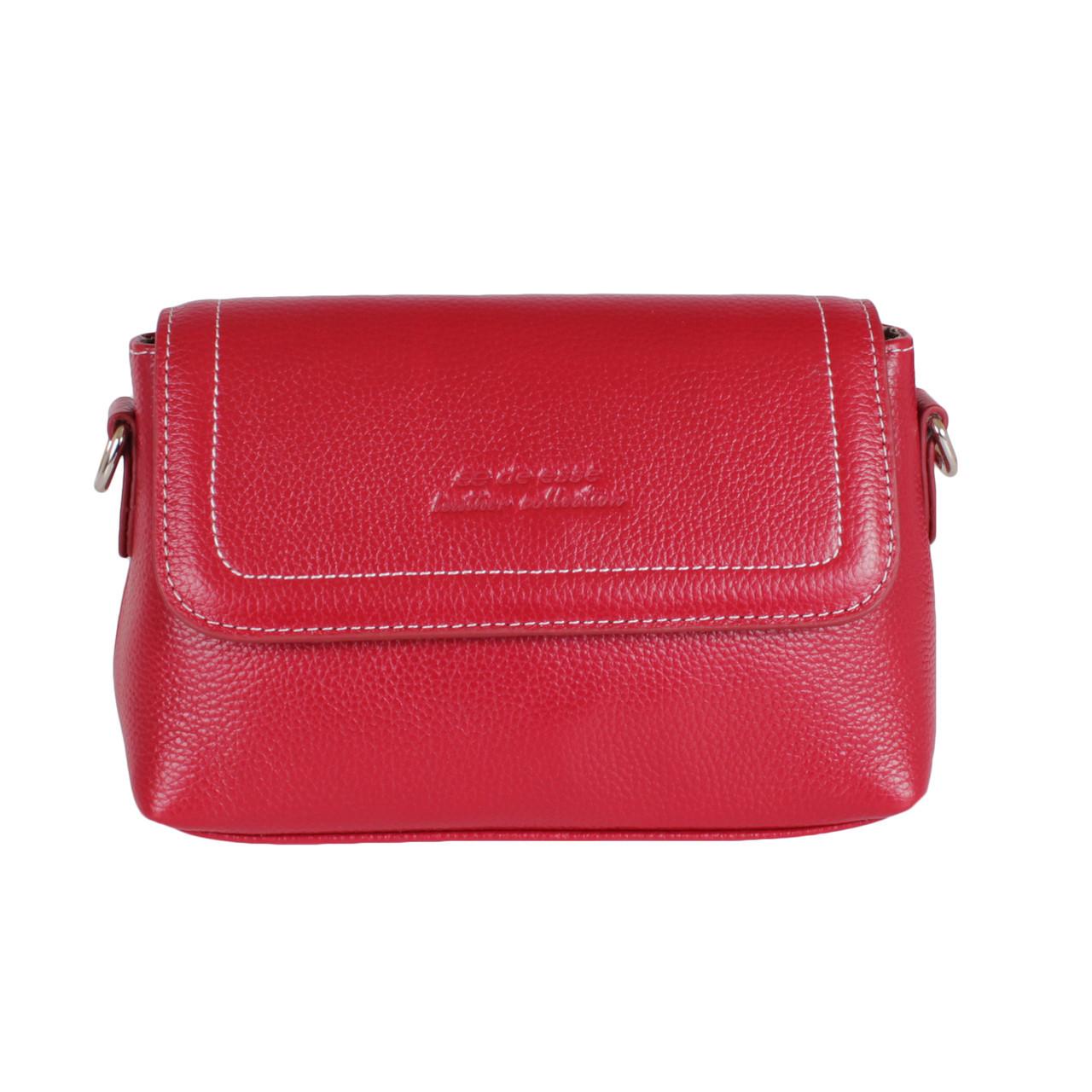 Сумка de esse L26031-022 Красная