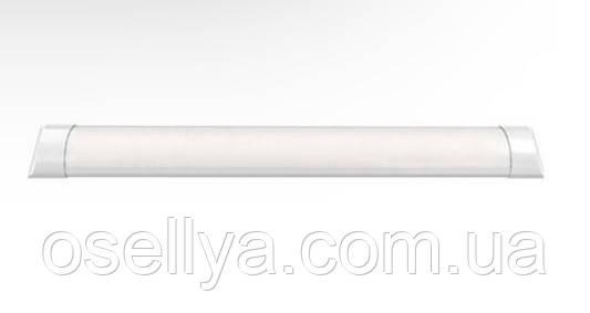 Світильник лінійний SMD LED 36Вт 120см 6400K 2269Lm