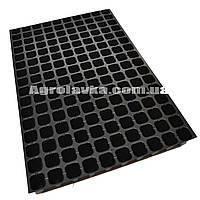 Касети для розсади 160 клітинок, потовщена, Україна, розмір 40х60см (мін. замовлення 50шт)