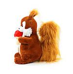 М'яка іграшка Білочка, фото 4