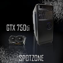 Отличный ПК Intel Core i3-3220 3.3GHz, GTX 750ti 2Gb, DDR3 8Gb