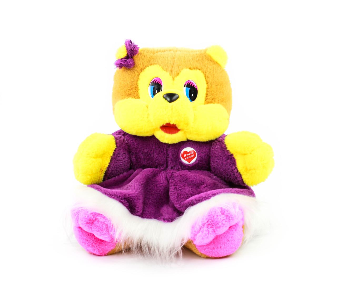 М'яка іграшка Ведмедиця Маша