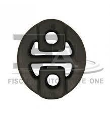 Резиновая подвеска глушителя на Mazda