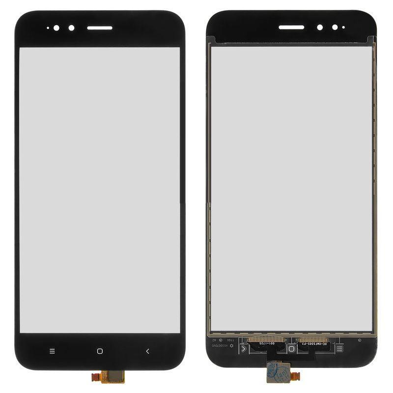 Touchscreen Xiaomi Mi A1 Black