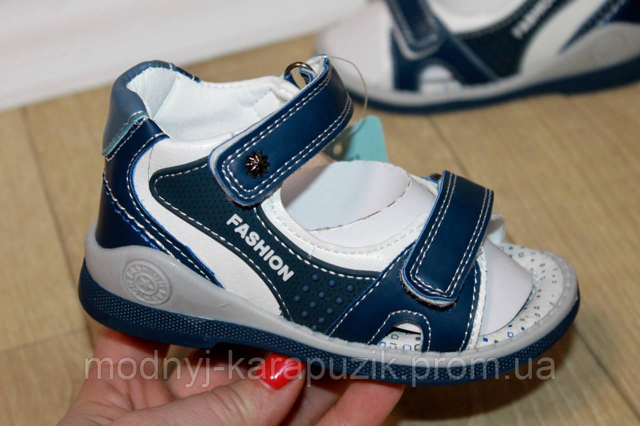 22f4d89c9 Детские босоножки для мальчика 21-26 Ортопедические: продажа, цена в ...
